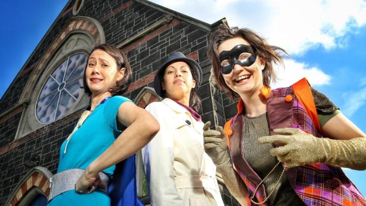 Footscray theatre company Wit Incorporated out to help save planet with new kids show